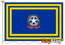PRIME MINISTER OF ITALY ANYFLAG RANGE - VARIOUS SIZES